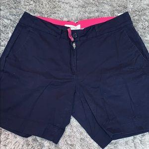 Nautica Navy blue shorts